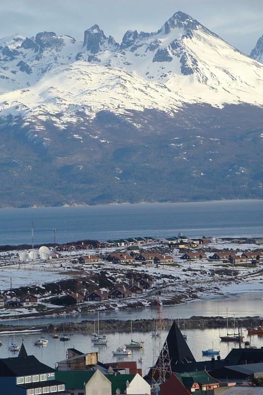 Südlichste Stadt der Welt Ushuaia, Argentinien
