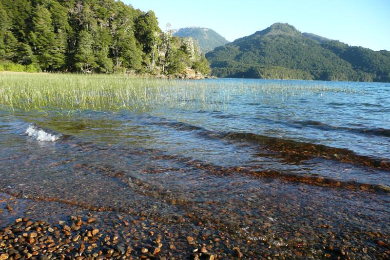 Natur in Bariloche, Argentinien