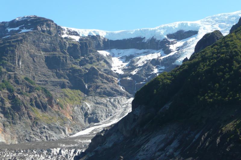 Cerro Tronador, Bariloche, Argentinien