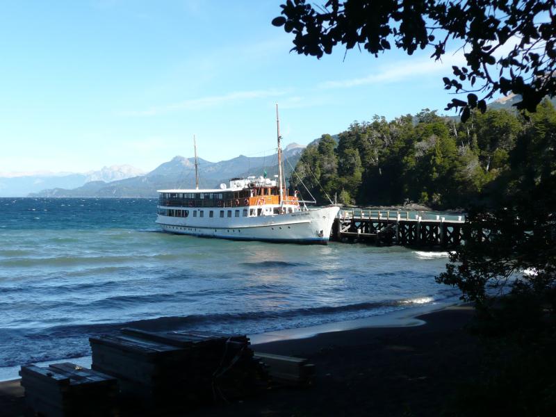 Halbinsel Quetrihué und Isla Victoria, Bariloche, Argentinien