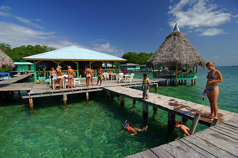 Schnorchelparadies Cayo Coral Bocas del Toro, Panama