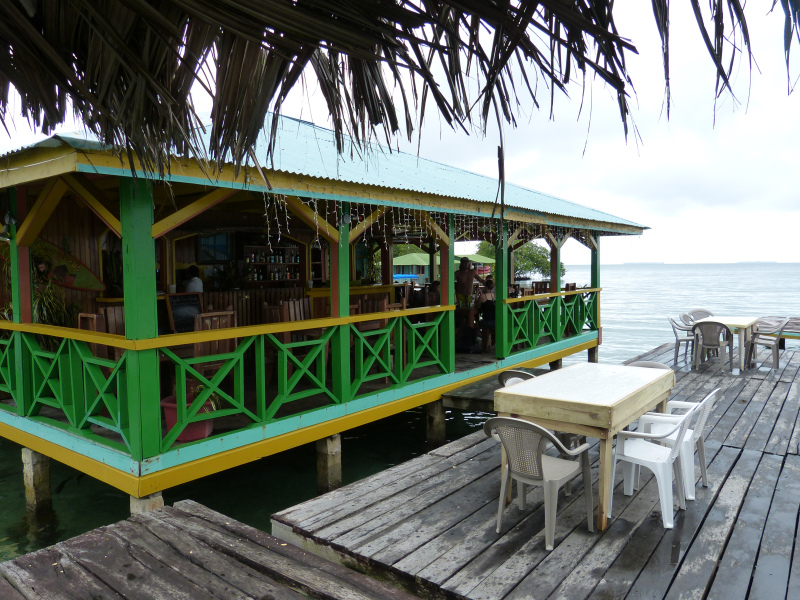 Restaurant Cayo Coral Bocas del Toro, Panama