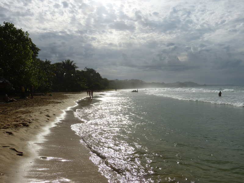 Strand Playa Bocas del Toro, Panama
