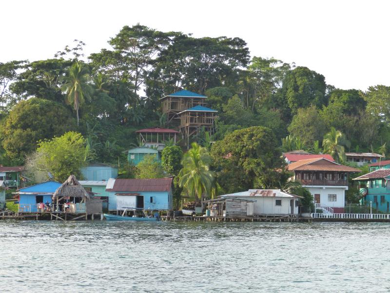 Insel Solarte Bocas del Toro, Panama