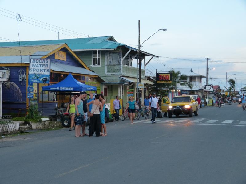 Stadt Bocas del Toro, Panama