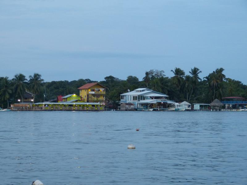 Isla Carimero Bocas del Toro, Panama