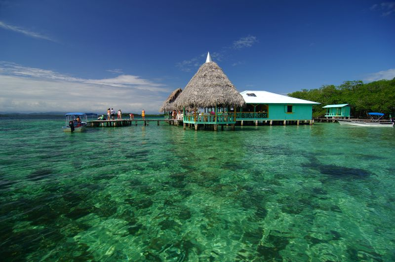 Traumstrand Cayo Coral Bocas del Toro, Panama