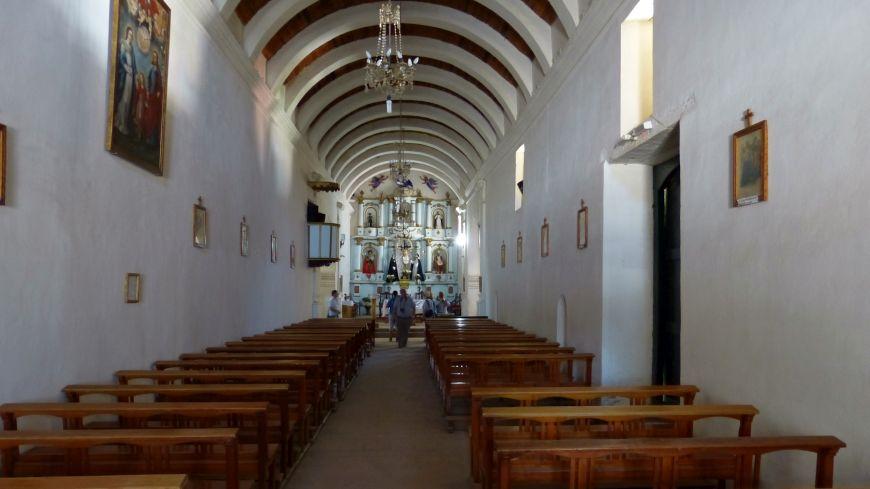 Kirche Cachi