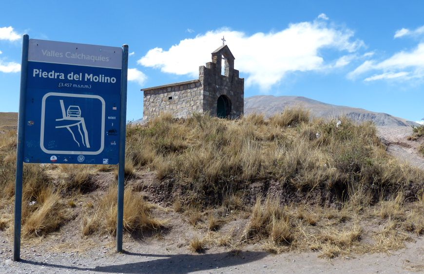 Piedra del Molino Argentinen
