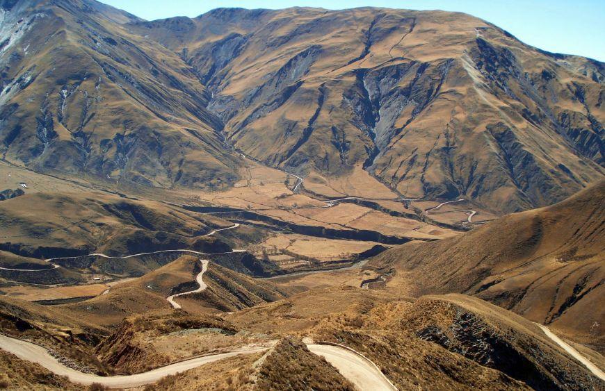 Valle Calchaquis Argentinien