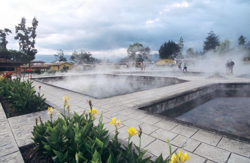 Banos del Inka, Cajamarca, Peru