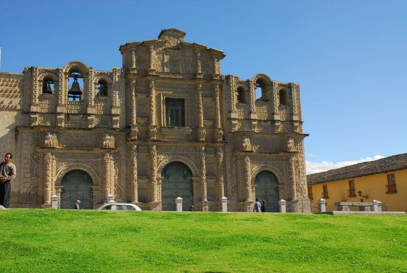 Kathedrale, Cajamarca, Peru