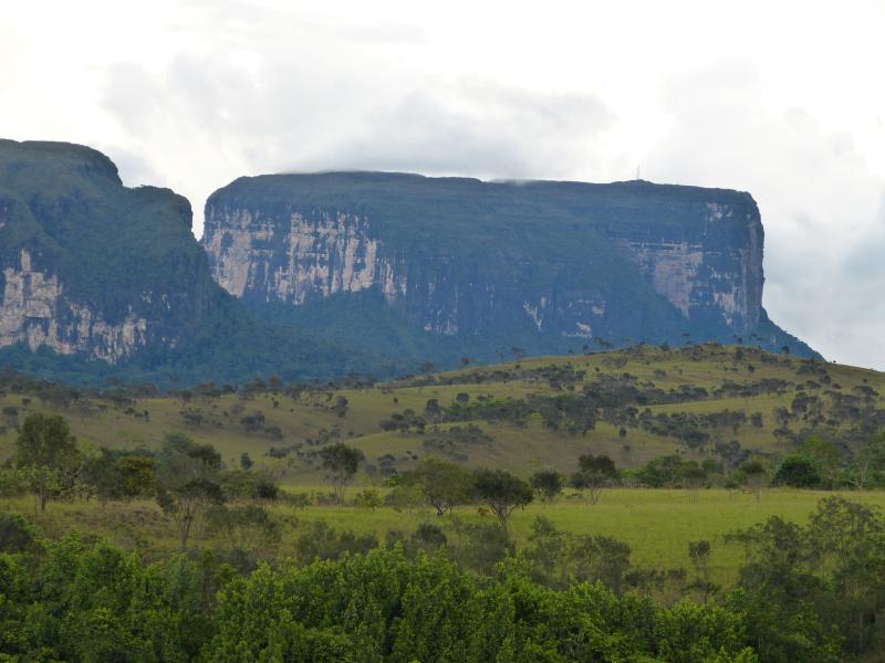 Tafelberg Cerro Venado, Canaima, Venezuela