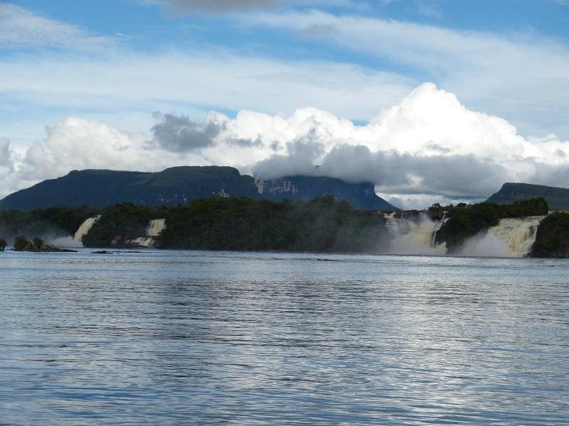 Laguna Canaima, Venezuela