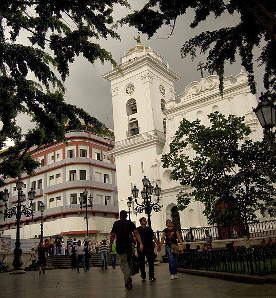 Kathedrale in Caracas, Venezuela