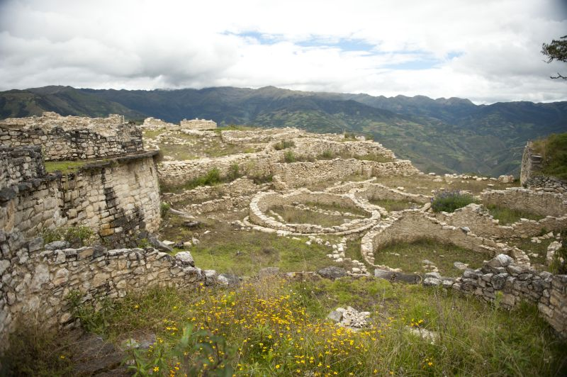 Festung Kuelap, Chachapoyas, Peru