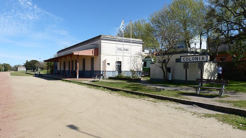 Bahnhof Colonia