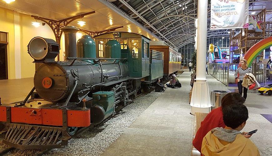 Eisenbahn Curitiba