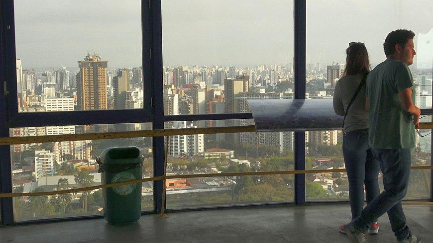 Curitiba Fernsehturm