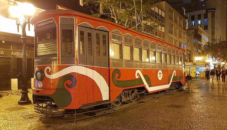 Straßenbahn Curitiba