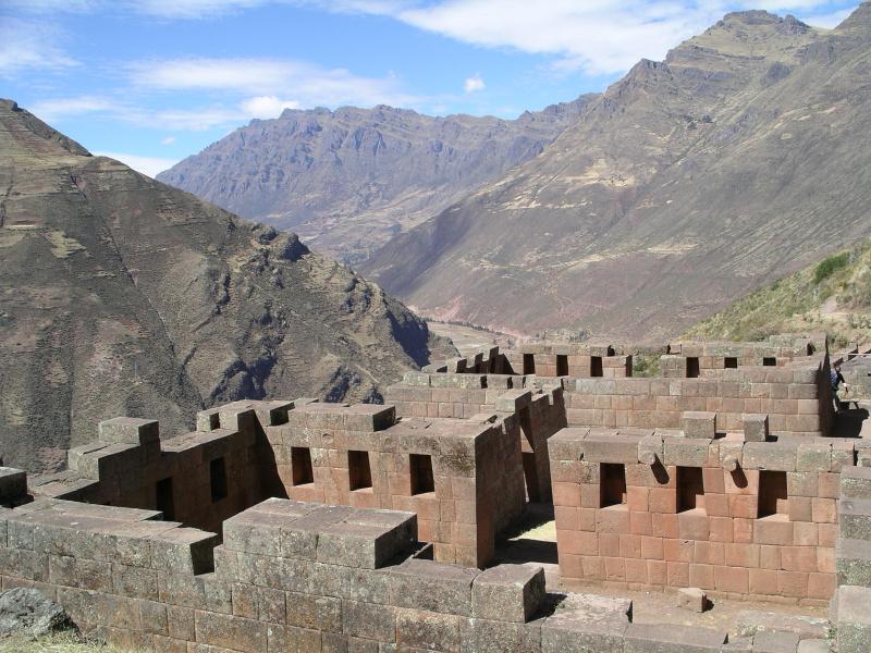 Pisac, Heiliges Tal, Cuzco, Peru - Reiseinformationen