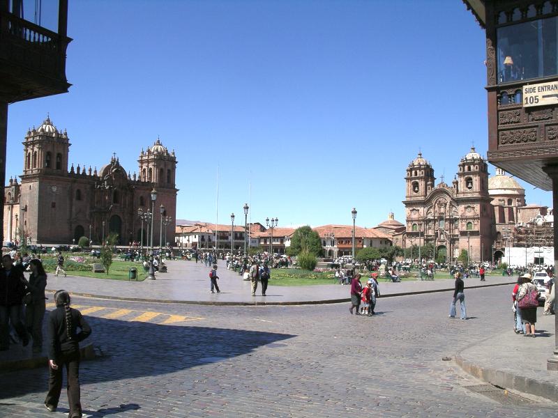 Plaza de Armas, Cuzco, Peru - Reiseinformationen