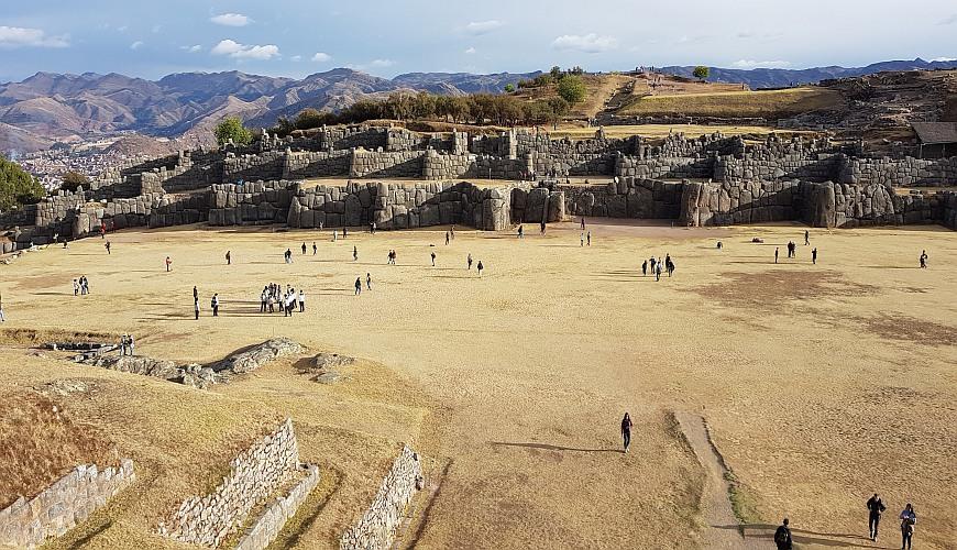 Sacsayhuamán, Peru
