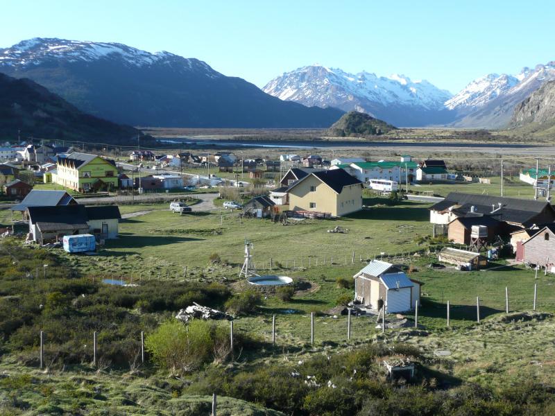 El Chaltén, Argentinien