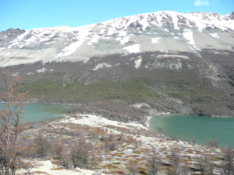 Lagunas Madre e Hija, El Chaltén, Argentinien