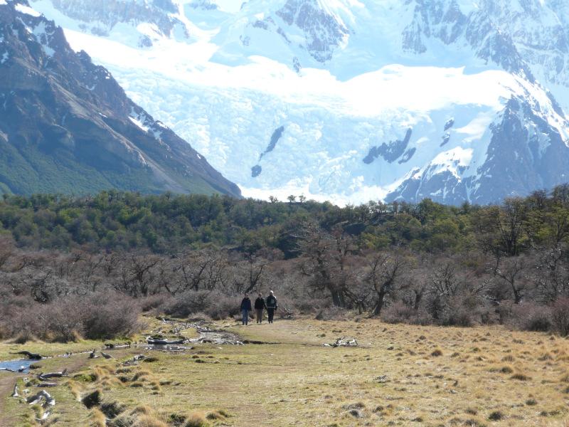 Natur rund um El Chaltén, Argentinien