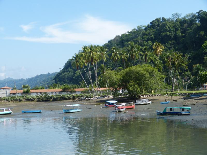 Bucht von Golfito, Costa Rica