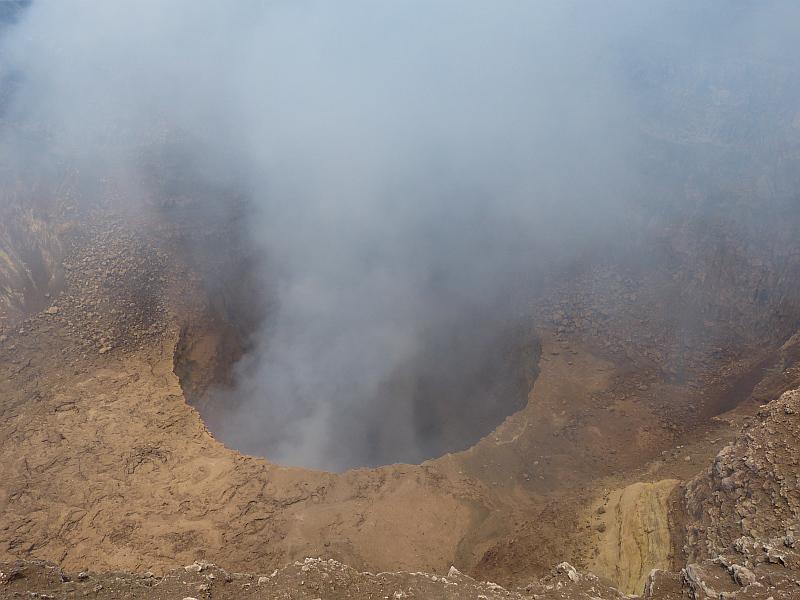 Krater Masaya, Granada, Nicaragua