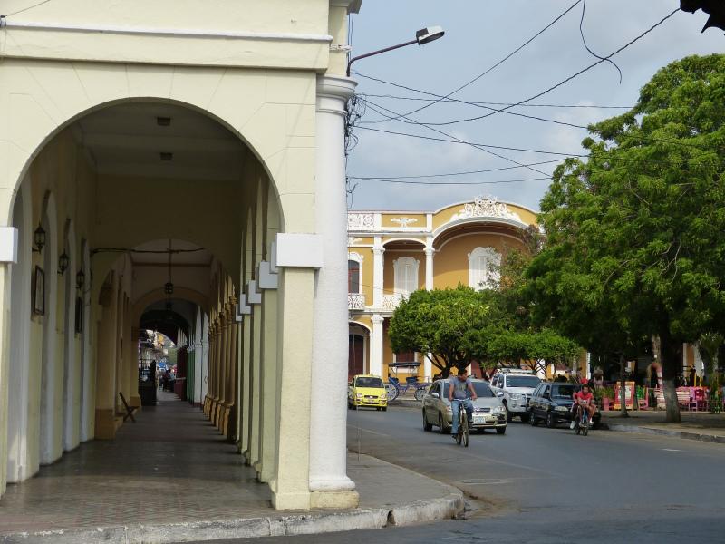 Plaza Central, Granada, Nicaragua