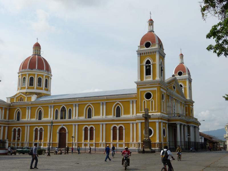 Kathedrale, Granada, Nicaragua