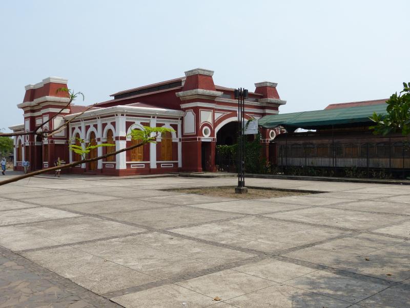 ehemaliger Bahnhof, Granada, Nicaragua