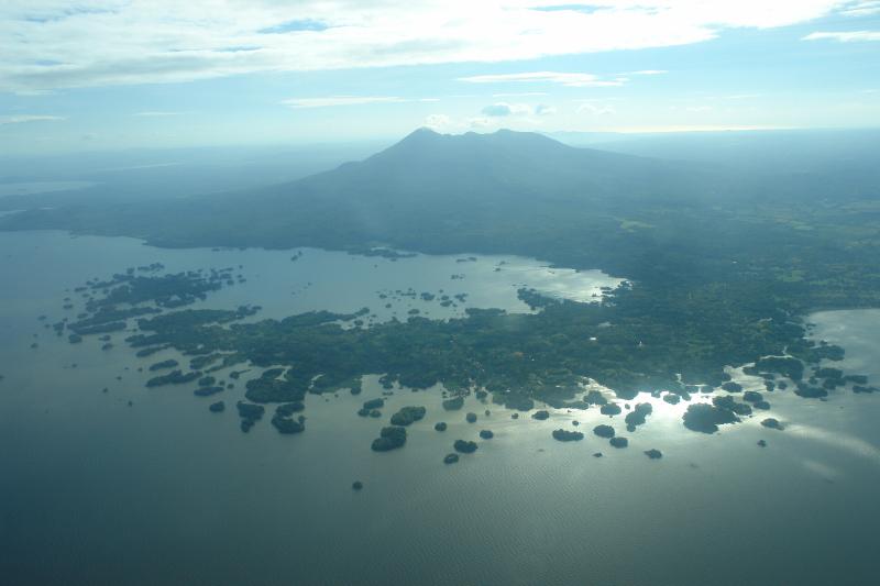Vulkan Mombacho, Granada, Nicaragua
