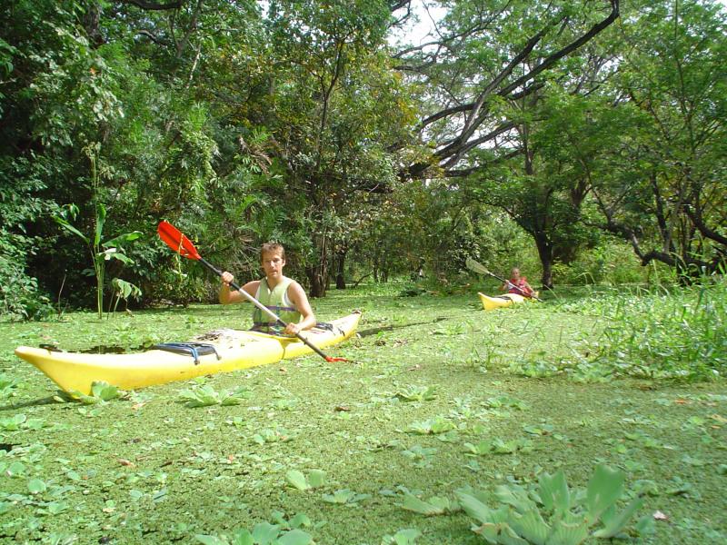 Kayak, Isletas, Granada, Nicaragua