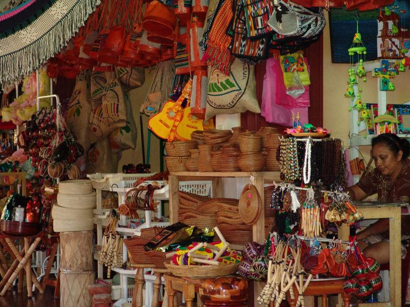 Markt von Masaya, Granada, Nicaragua