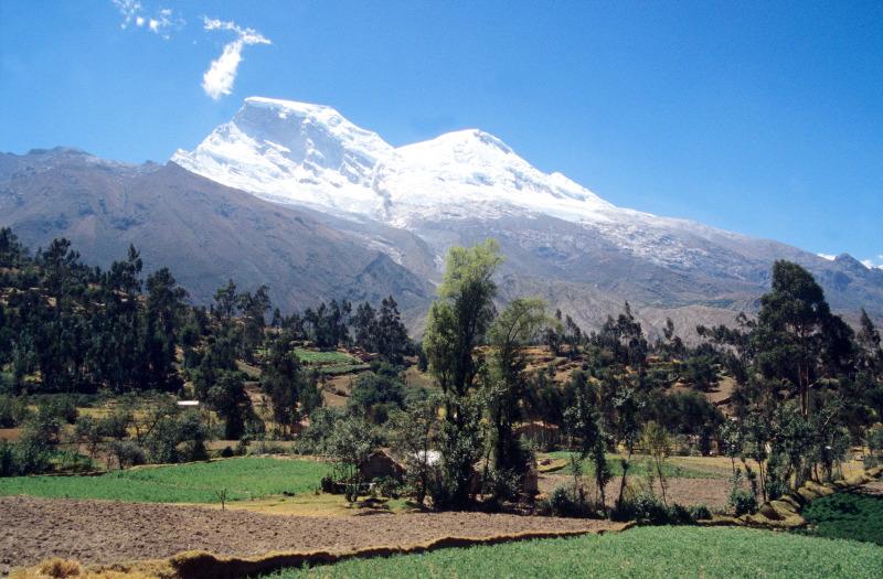 Nevado Huascaran, Huaraz, Peru