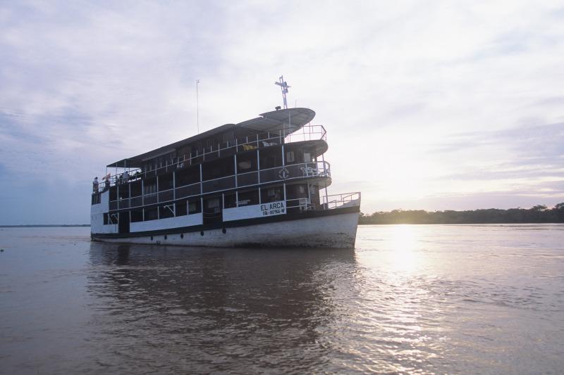 Amazonas Kreuzfahrt, Iquitos, Peru