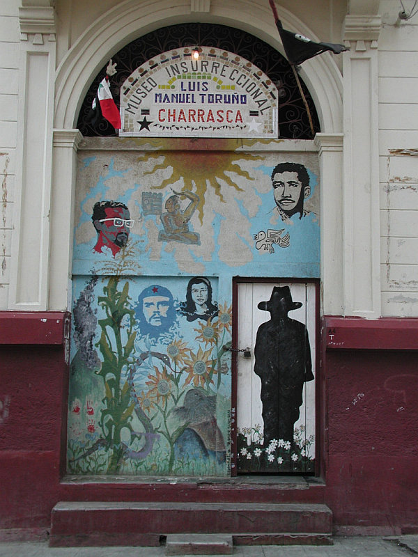 Haus des Nationalhelden, Leon, Nicaragua