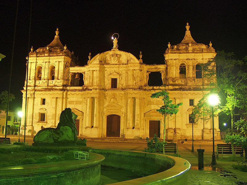 Kathedrale, Leon, Nicaragua