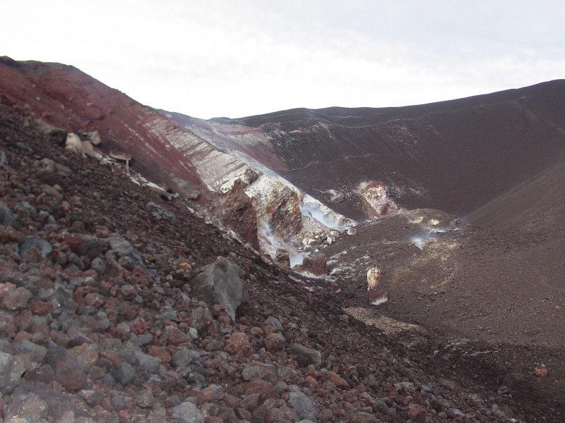 Vulkan Cerro Negro, Leon, Nicaragua