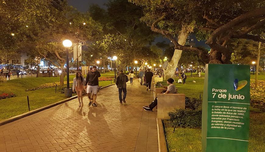 Parque Lima