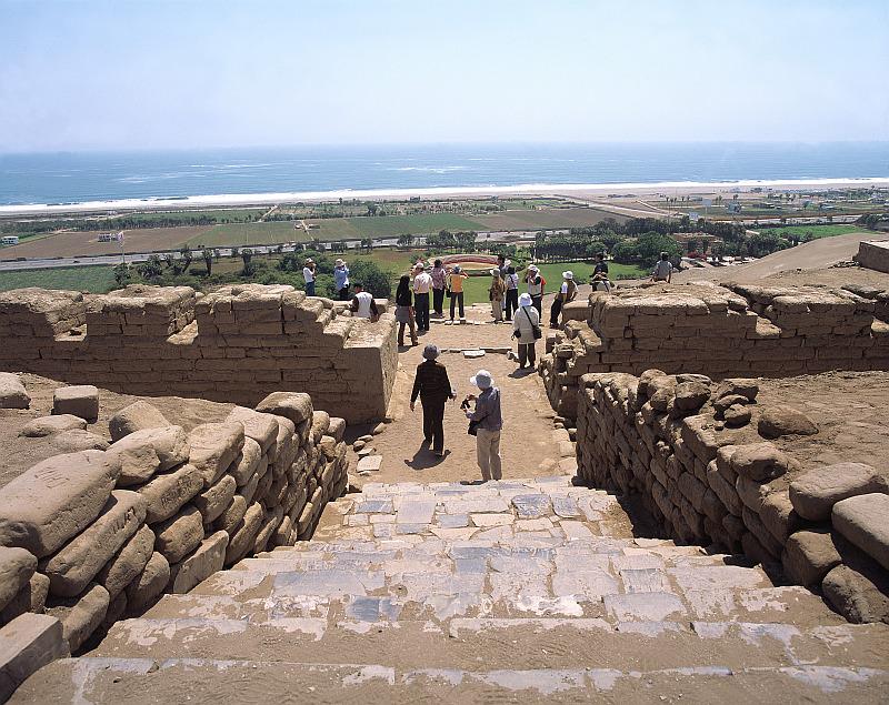 Pachacamac, Lima, Peru - Reiseinformationen