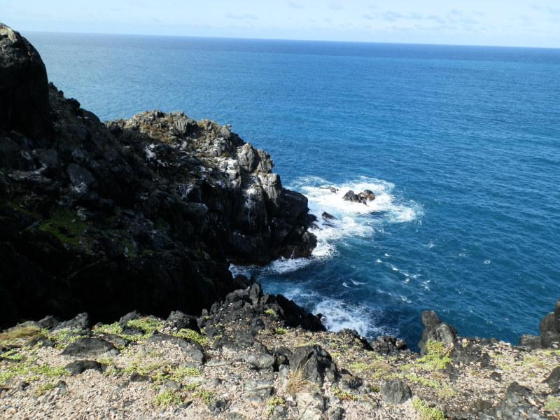 Steilküste Gran Roque