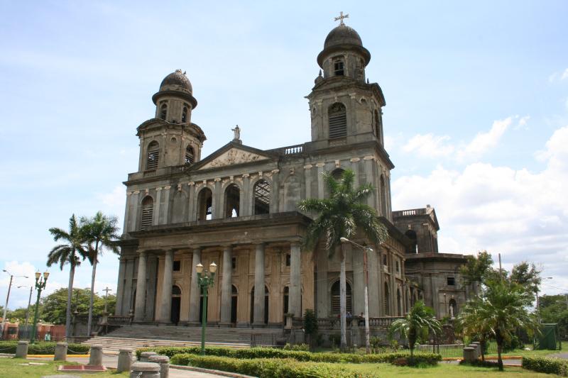 Kathedrale, Managua, Nicaragua