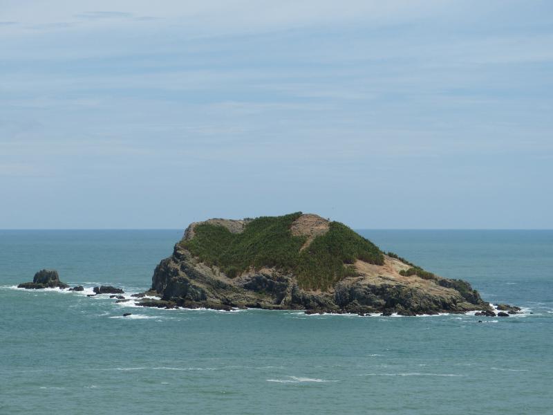 Insel vor Nationalpark Manuel Antonio, Reiseinformationen Costa Rica