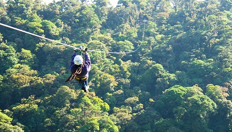 Canopy Tours Tamarindo Costa Rica