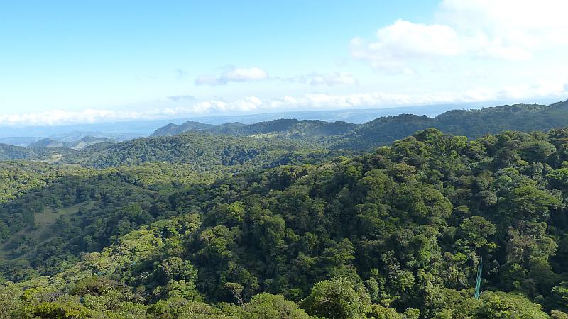 Monteverde Regenwald Costa Rica, Reiseinformationen Costa Rica
